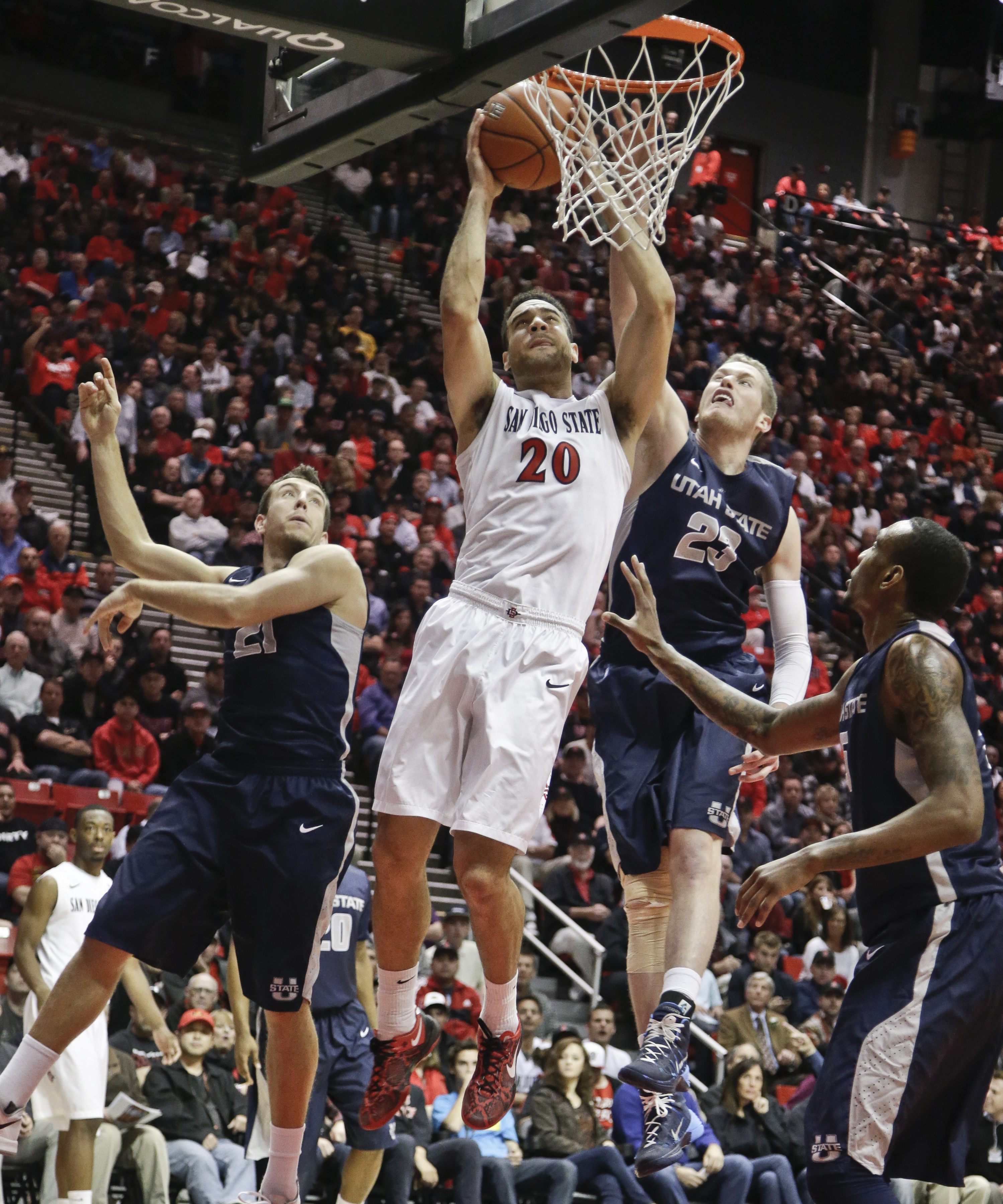 SDSU's Remarkable Basketball Season Gets Westpak Fired Up! Featured Image