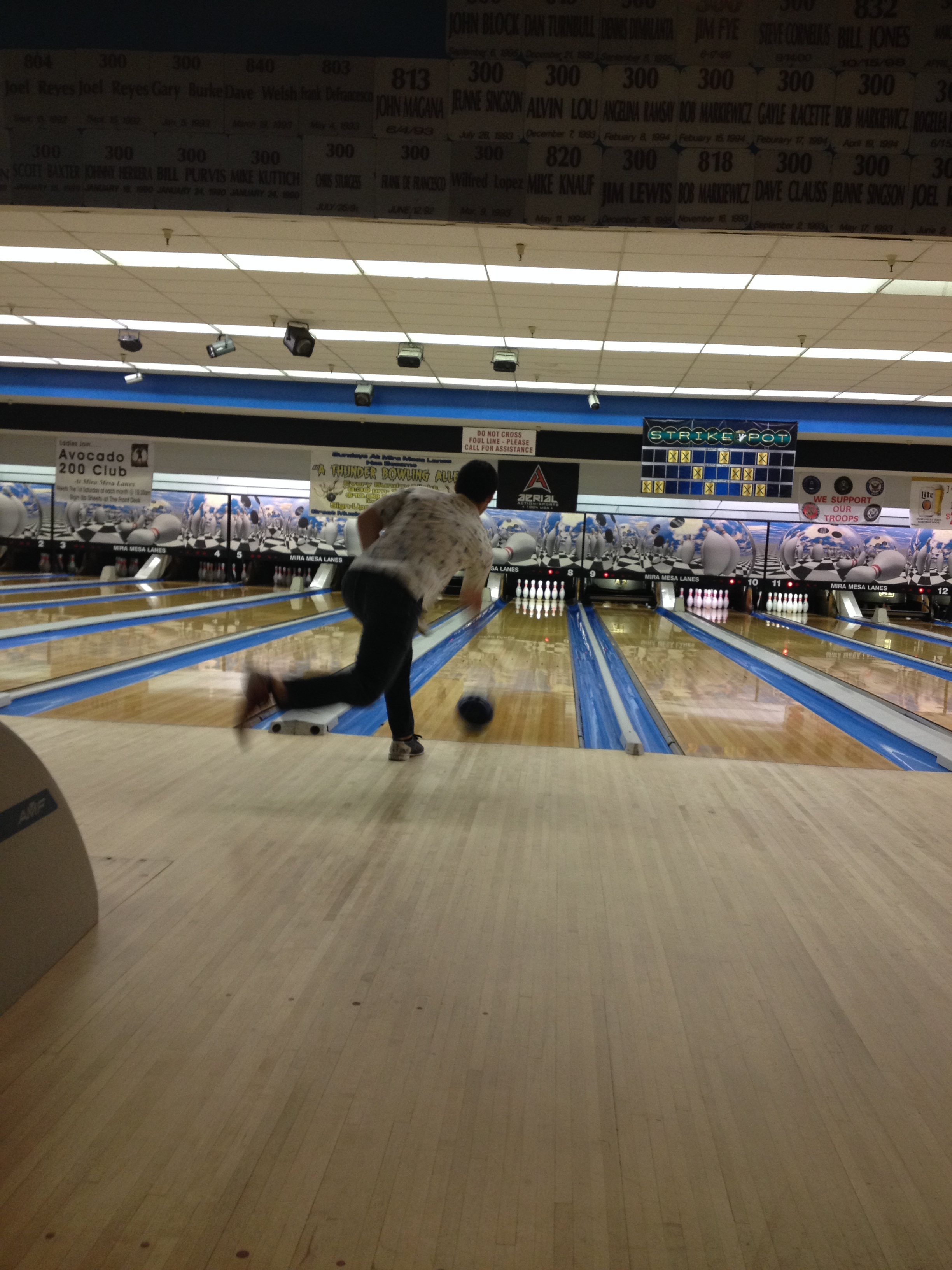 Strike out Hunger Bowling Fun! Featured Image