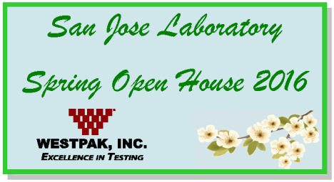 San Jose Laboratory's 15th Open House