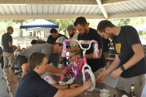 Bike Build at Westpak Company Picnic Featured Image