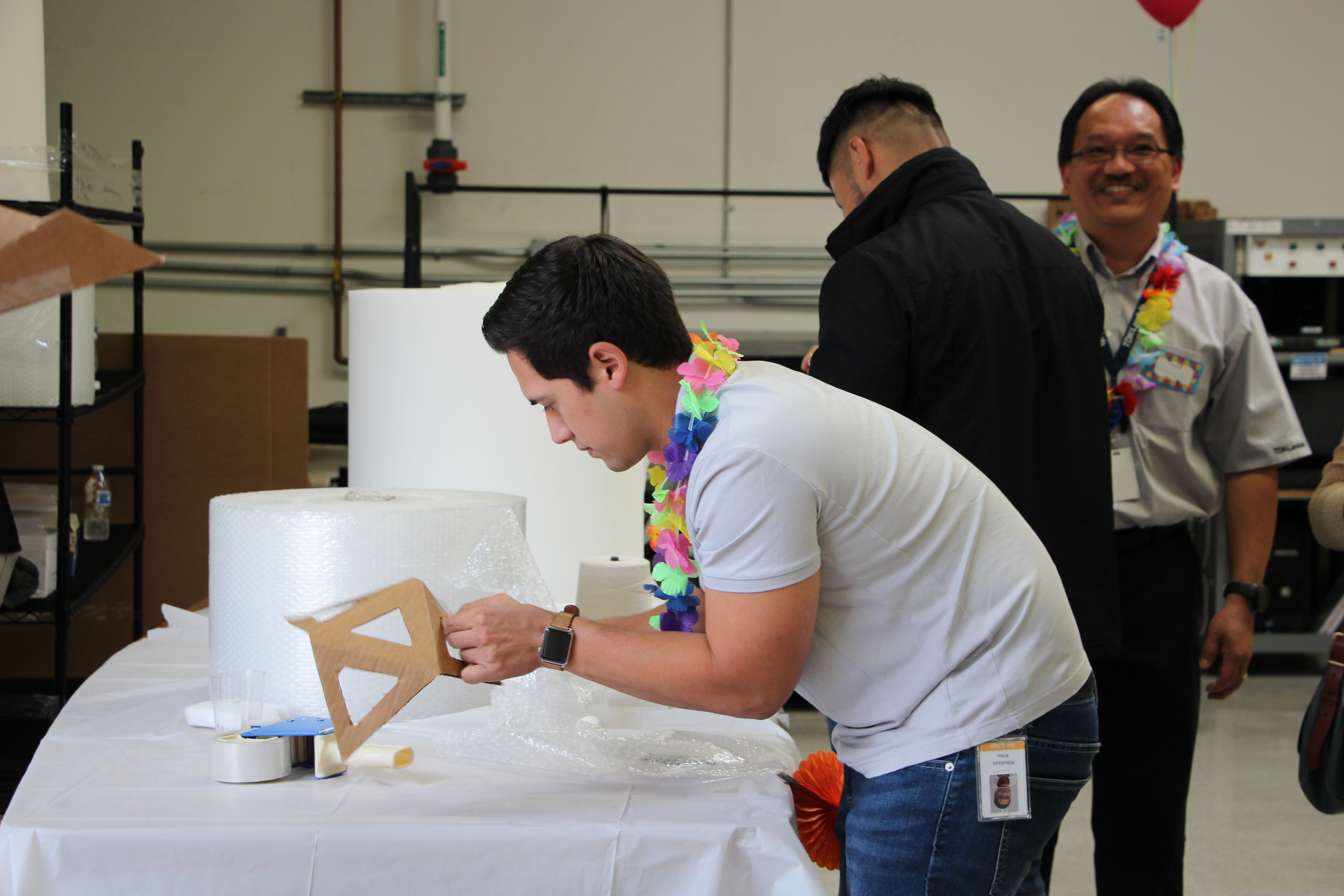 Cool Breezes at San Diego Westpak's Open House Luau Featured Image