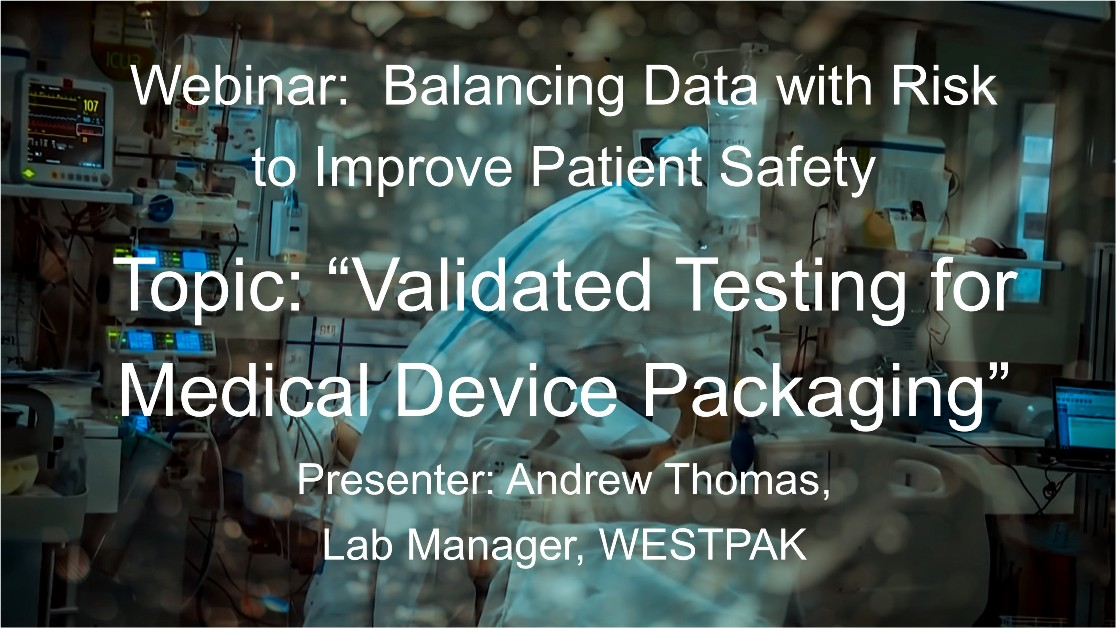 Webinar: Balancing Data with Risk to Improve Patient Safety Featured Image