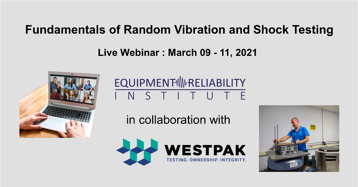 Random Vibration and Shock Testing Webinar Featured Image